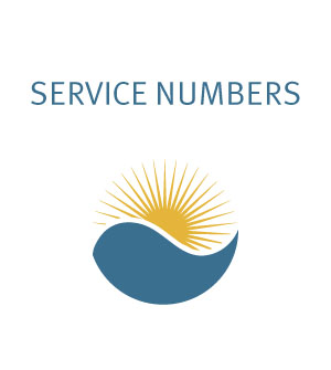 Service Numbers